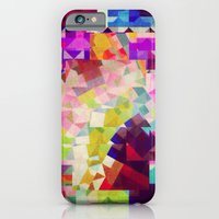 iPhone & iPod Case featuring paper cut horse by Laura Moctezuma