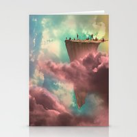 The Fiscal Cliff Stationery Cards