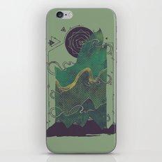 Northern Nightsky iPhone & iPod Skin