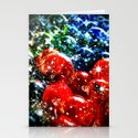 Christmas Sparkles Stationery Cards
