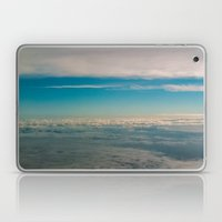 In The Middle Of Sky Laptop & iPad Skin