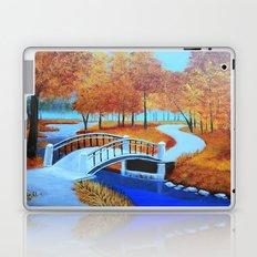 Autumn landscape 5 Laptop & iPad Skin