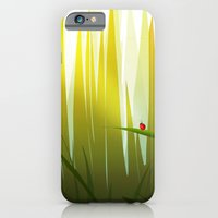 iPhone & iPod Case featuring Little Hero by Mary Bowen