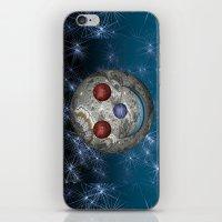 Happy Moon iPhone & iPod Skin