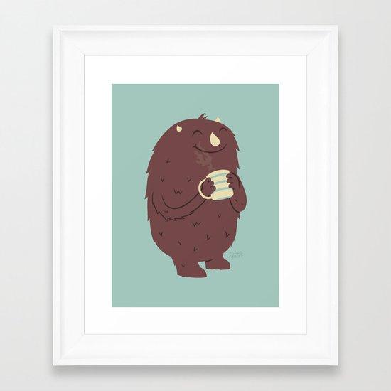 Coco Framed Art Print