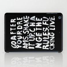 LIVE iPad Case
