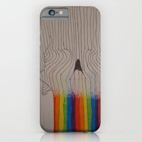 From the overflow of the troubled mind... iPhone 6 Slim Case