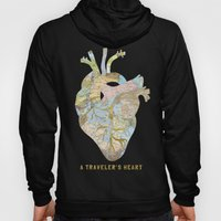 A Traveler's Heart Hoody