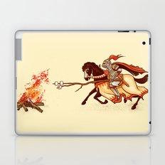 Marshmallow Joust Laptop & iPad Skin
