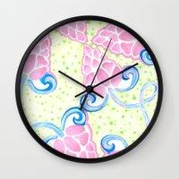 Grapevine Wall Clock