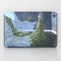 you'll catch your death iPad Case