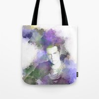 Stiles Tote Bag