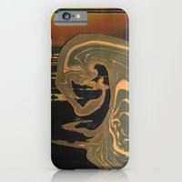 iPhone & iPod Case featuring Tidal Wave by Kaley Dickinson