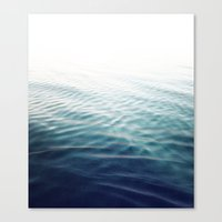 Pure Onde Canvas Print