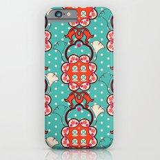 Creative pattern iPhone 6s Slim Case