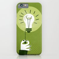 iPhone & iPod Case featuring *Click* by Hadar Geva