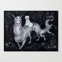SEER . The Ride  Canvas Print