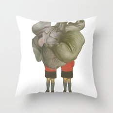 MEUS GEMINUS Throw Pillow