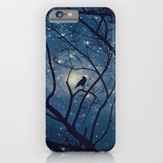 Moon light Crow Slim Case iPhone 6s