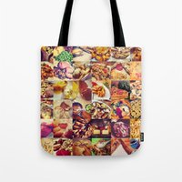 Food Porn Tote Bag