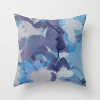 Untitled 20160323s (Arrangement) Throw Pillow