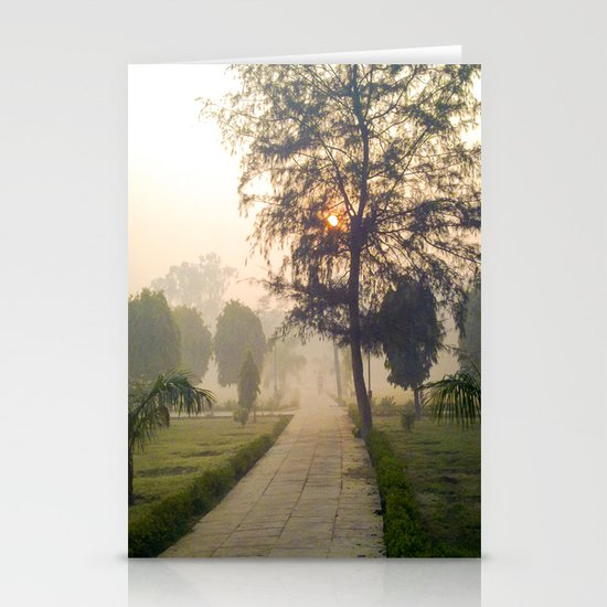 Pathway Stationery Card