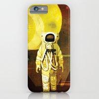 Space walk iPhone 6 Slim Case