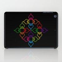 As (Black) iPad Case