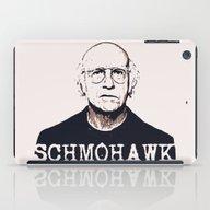 Schmohawk     Larry Davi… iPad Case