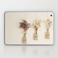 hanging flowers Laptop & iPad Skin