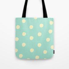 Talk Dotty to Me Tote Bag