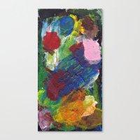 One Board (#6) Canvas Print