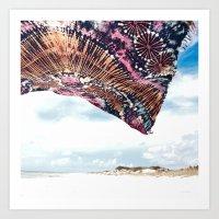 Life Is A Beach - Wander… Art Print