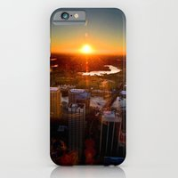 Sunset City iPhone 6 Slim Case