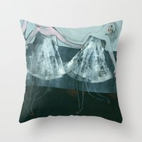 Armonica Throw Pillow