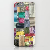 Collage iPhone 6 Slim Case
