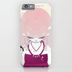 Samurai Girl Slim Case iPhone 6s