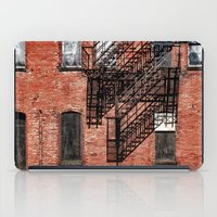 Tenement facade  iPad Case