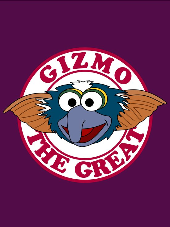 Gizmo the Great Canvas Print
