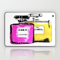 Coco Chanel Laptop & iPad Skin