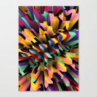 Pixx Canvas Print