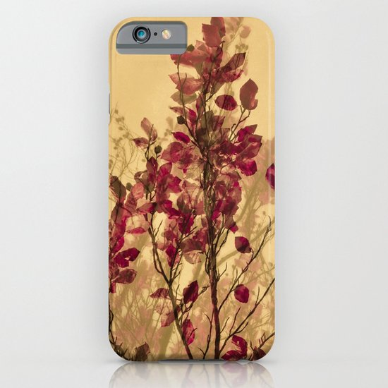 autumn symphonies VI iPhone & iPod Case