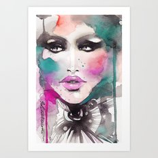 Love Color Art Print