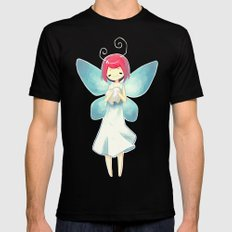 Tooth Fairy Mens Fitted Tee Black SMALL