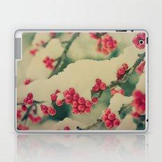 Winter Berry Laptop & iPad Skin