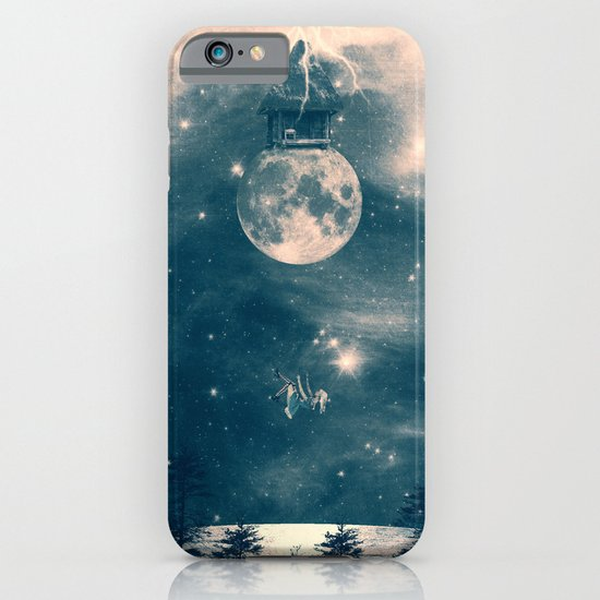 One Day I Fell from My Moon Cottage... iPhone & iPod Case