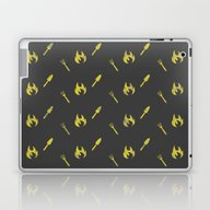 BBQ Pattern Laptop & iPad Skin
