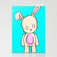 A Tiny Bunny Stationery Cards
