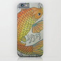 koi fish 01 Slim Case iPhone 6s