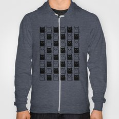 A Chess Of Cats Hoody